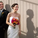 Kingston wedding photos at Residence Inn, Kingston Water
