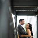 Toronto wedding photos at Evergreen Brickworks.